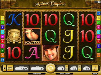 Aztecs Empire Slots - Play the Free Kajot Casino Game Online