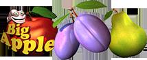 Big Apple Icon