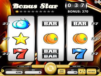 Bonus Star Game