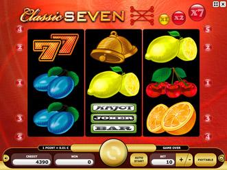 Classic 7 Game