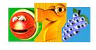 Crazy Fruits Icon