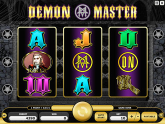 Demon Master Game