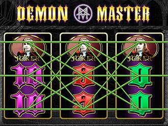 Demon Master Go Game