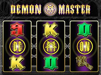 Demon Master Go Paytable