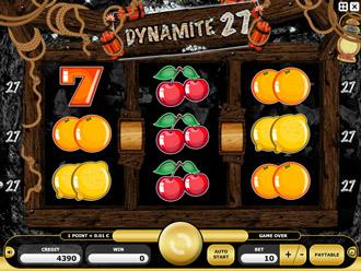 Dynamite 27 Game
