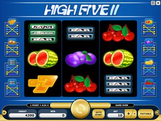 High Five II Game