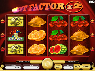 Hot Factor Game