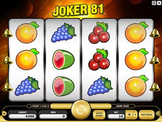 Joker 81 Game