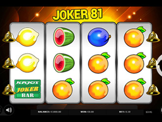 Joker 81 Go Game