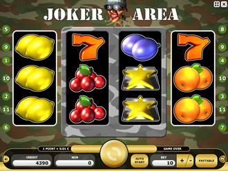 Joker Area Game