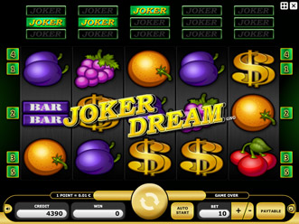 Joker Dream Game