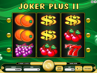 Joker Plus II Game