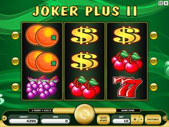 Joker Plus II Game