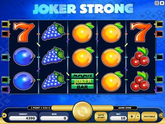 Joker Strong Game