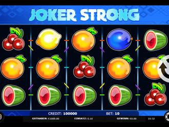 Joker Strong Go Game