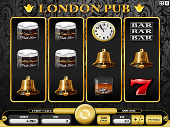 London Pub Game