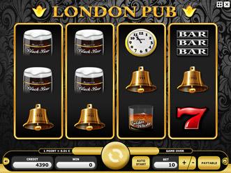 London Pub Game