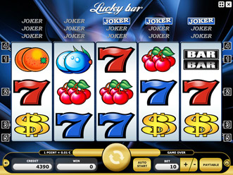 Lucky Bar Game