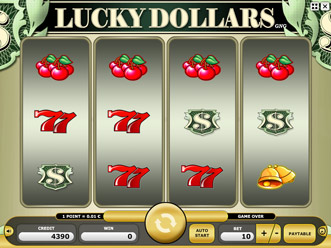 Lucky Dollars Game