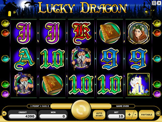 Lucky Dragon Game