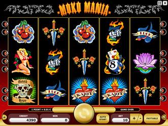 Moko Mania Game