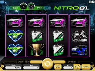 Nitro 81 Game