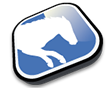Racing Horse Icon