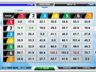 Racing Horse Game