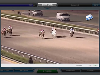 Racing Horse Paytable