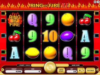 Ring of Fire XL Game