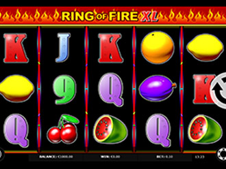 Ring of Fire Go Game