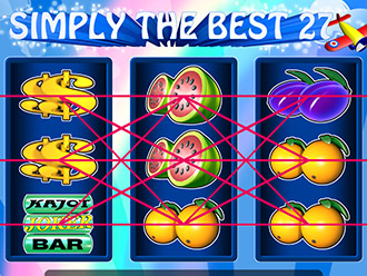 Simply the Best 27 Go Game