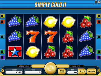 Simply Gold 2 Game