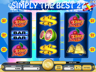 Simply the Best 27 Game