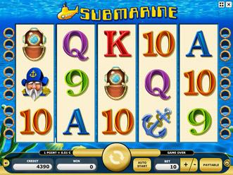 Submarine Game