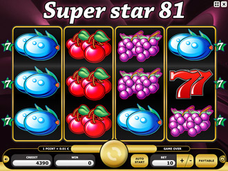 Super Star 81 Game