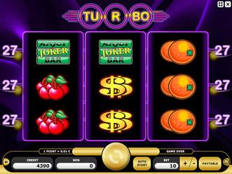 Turbo 27 Game