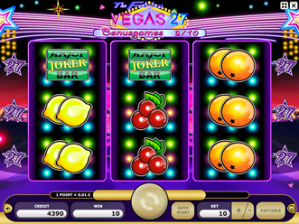 Vegas 27 Game