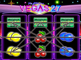Vegas 27 Go Game