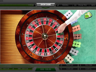 Virtual Roulette Paytable