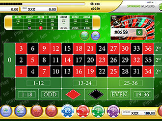 Virtual Roulette Classic Game